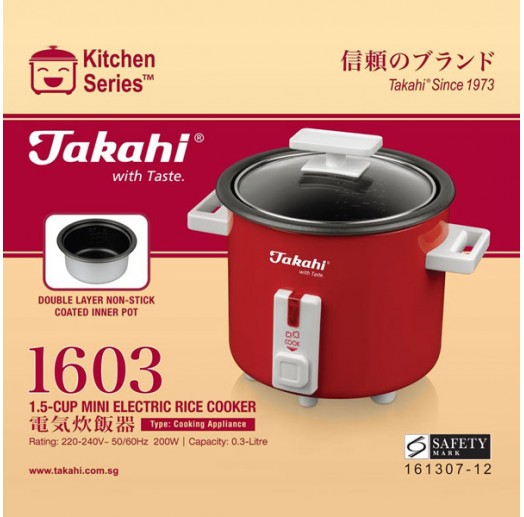 Rice & Porridge Cooker5