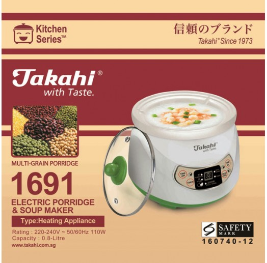 Rice & Porridge Cooker3
