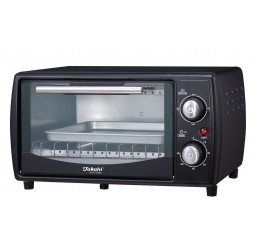 Four Stages Heat Selection Electric Toaster Oven, 9.0-Litre