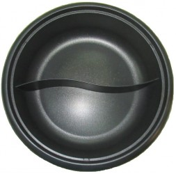 Spare Parts for Model:1400 -  3.0-Litre Divided Pot (Non-Stick Coated)