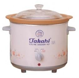 Electric Crockery Pot (Pink) HR, 2.4-Litre