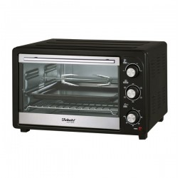 Electric Rotisserie Oven With Convection Function, 28.0-Litre