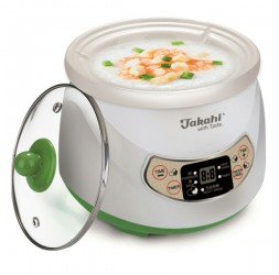Electric Porridge & Soup Maker, 0.8-Litre