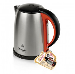 Electric Cordless Stainless Steel Kettle, 1.7-Litre
