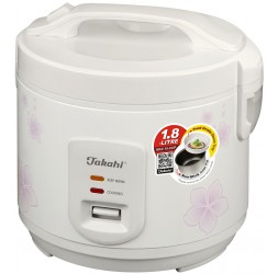 10-Cup Electric Rice Cooker with Warmer (1.8-Litre)
