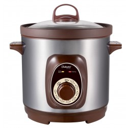 Timer-Controlled Soup Cooker with Keep Warm Function