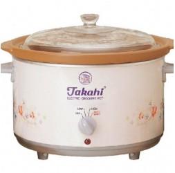 Electric Crockery Pot (Pink) HR, 5.2-Litre
